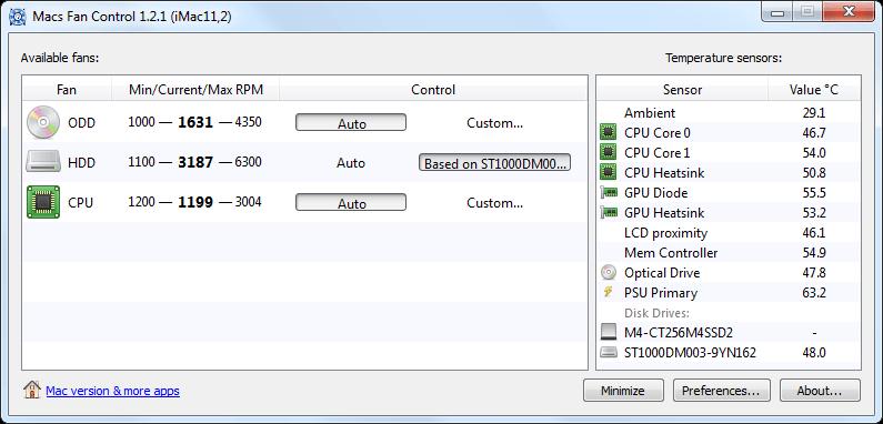 Laptop Fan Control Windows 10